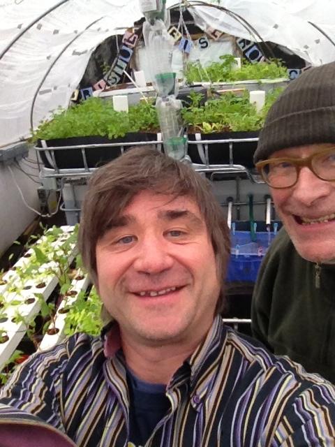 Rob & Micky  @ BFP