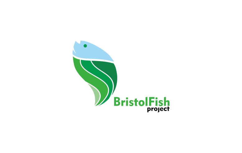 Bristol Fish Project Logo Design - Logo design by Tata Hari Kusuma